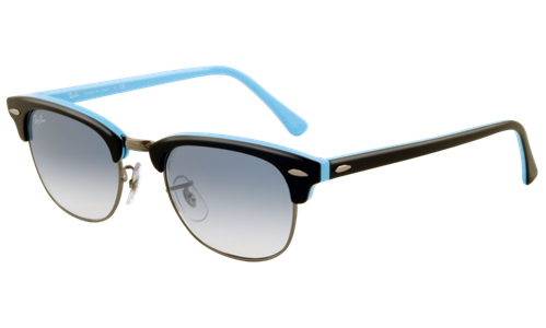 1011 3F Ray Ban Clubmaster New Colorway