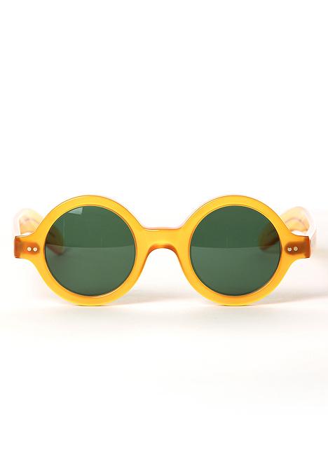 Cutler Gross 0736 Sunglasses in Miel 1 Cutler & Gross 0736 Sunglasses in Miel