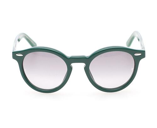Linda Farrow Round Frame Sunglasses Linda Farrow Round Frame Sunglasses