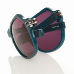 Linda Farrow x Tim Hamilton Black Blue Sunglasses 5 150x150 Linda Farrow x Tim Hamilton Black & Blue Sunglasses