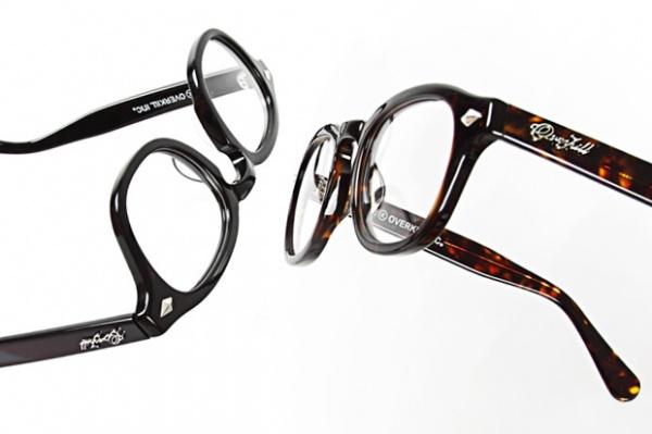 OVERKILL OVK Round Frame Glasses 1 OVERKILL OVK Round Frame Glasses