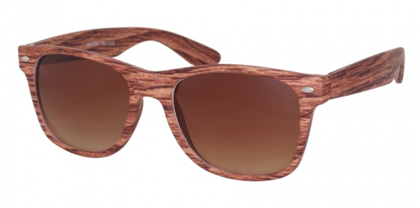 Jeepers Peepers Fred Wood Frame Sunglasses 1 Jeepers Peepers Fred Wood Frame Sunglasses
