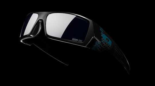 Oakley TRON 3D Sunglasses Oakley & TRON 3D Sunglasses
