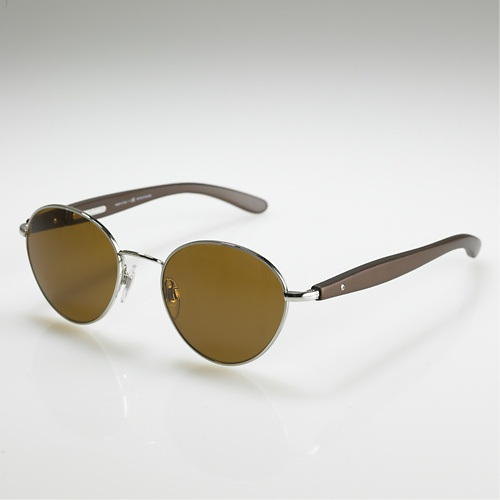 Round Wood Detail Sunglasses by Ralph Lauren 01 Round Wood Detail Sunglasses by Ralph Lauren