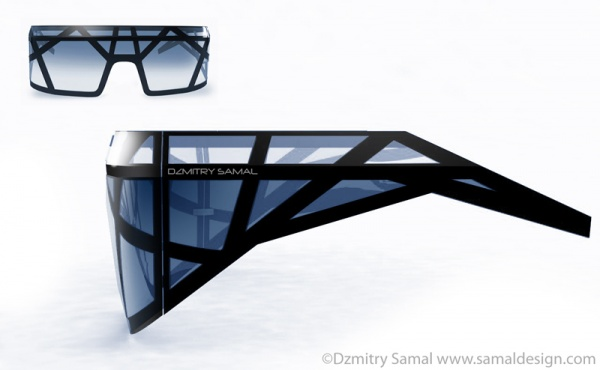 Dzmitry Samal Structural Sunglasses Dzmitry Samal Structural Sunglasses