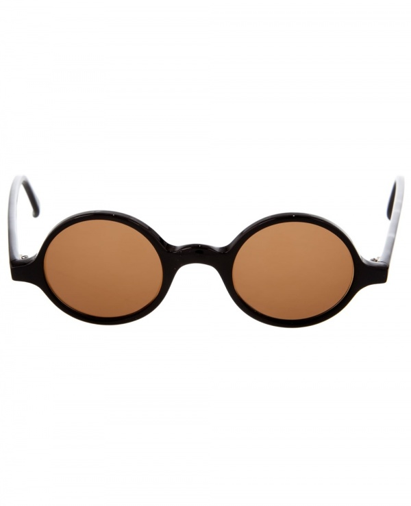 Lesca Round Frame Sunglasses 2 Lesca Round Frame Sunglasses