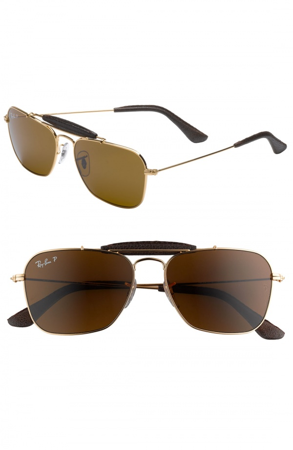 ray ban craft caravan aviators frame geek