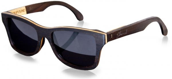 Shwood Compound Double Stacked Canby Sunglasses Shwood & Compound Double Stacked Canby Sunglasses