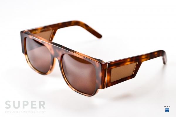 Super Sideviews Havana Sunglasses Super Sideviews Havana Sunglasses