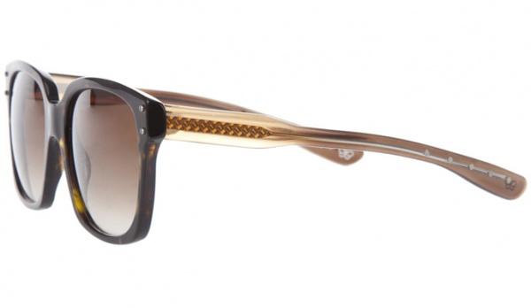 Bottega Veneta Tortoiseshell Sunglasses 1 Bottega Veneta Tortoiseshell Sunglasses