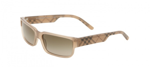 Burberry Check Rectangle Sunglasses 01 Burberry Check Rectangle Sunglasses