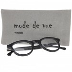 Lesca Black Framed Glasses 4 150x150 Lesca Black Framed Glasses