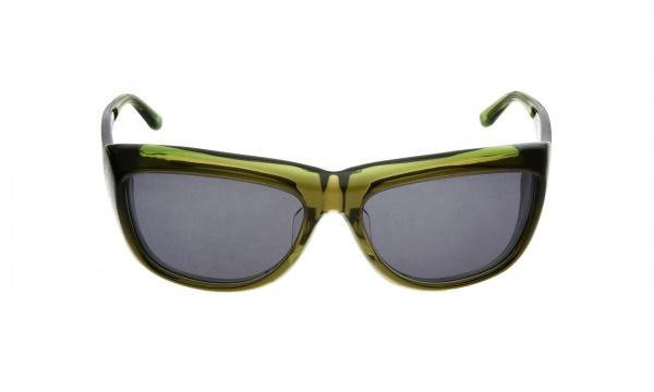Miharayasuhiro + Husam el Odeh Two Tone Sunglasses 1 Miharayasuhiro + Husam el Odeh Two Tone Sunglasses