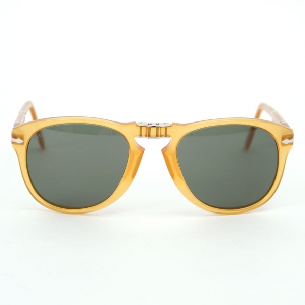 Yellow Frame Sunglasses  persol 0714 folding yellow sunglasses frame geek
