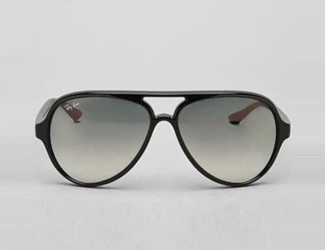 Ray Ban Cats 5000 in Black 1 Ray Ban Cats 5000 in Black