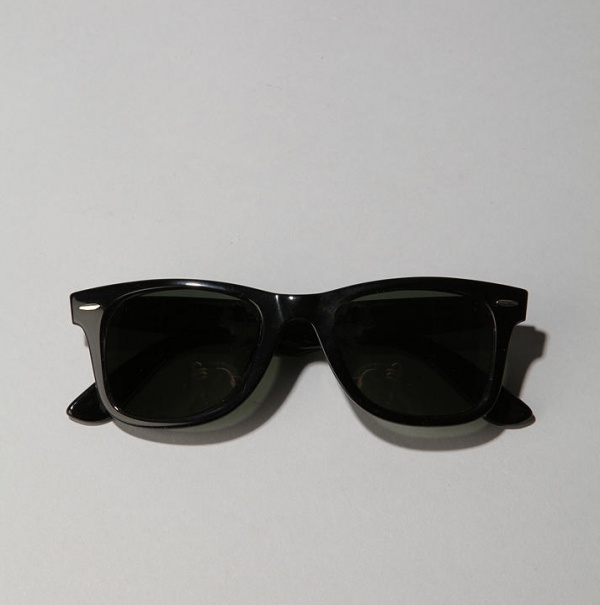 black ray bans wayfarer  Ray Ban Wayfarer Original Black - Ficts