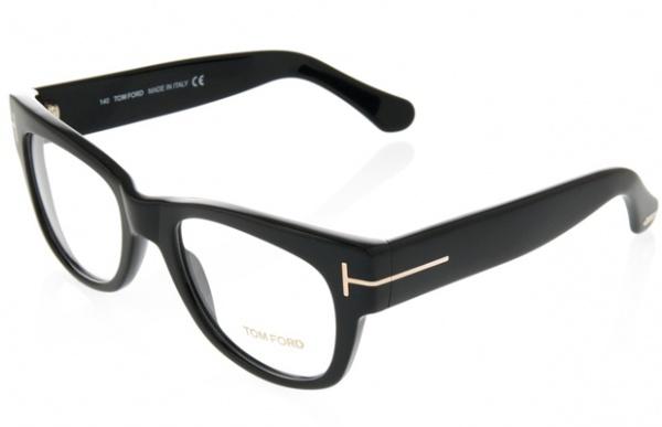 Tom Ford Grey 1950s Eyeglasses 1 Tom Ford Grey 1950s Eyeglasses