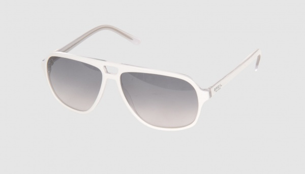 Breil White Aviator Sunglasses Breil White Aviator Sunglasses