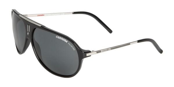 Carrera Eyewear Hots Aviator Sunglasses 1 Carrera Eyewear 'Hots' Aviator Sunglasses