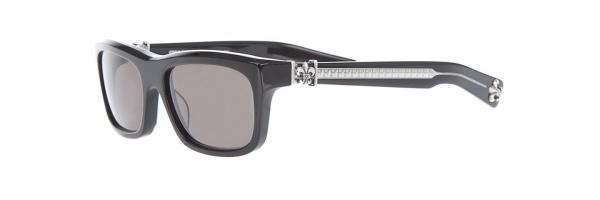 Chrome Heart Sunglasses  chrome hearts my dixadryll sunglasses in black frame geek
