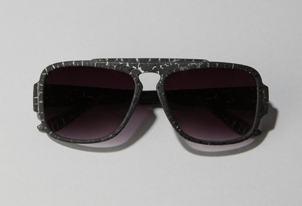 Crackle Aviator Sunglasses 1 Crackle Aviator Sunglasses