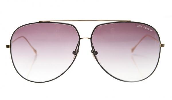 Dita Condor Sunglasses in Gold 1 Dita Condor Sunglasses in Gold