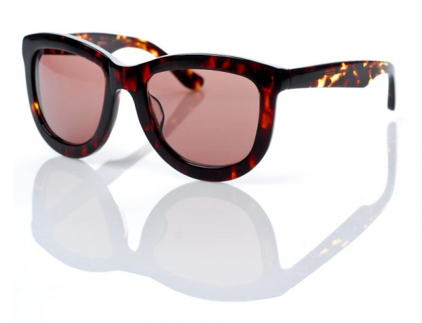 Linda Farrow for The Row 7C3 Oversize Tortoise Sunglasses 01 Linda Farrow for The Row 7C3 Oversize Tortoise Sunglasses