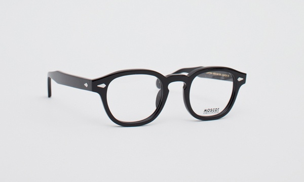 Moscot Lemtosh Black Eyeglasses 1