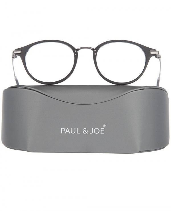 Paul & Joe Black Framed Glasses Frame Geek