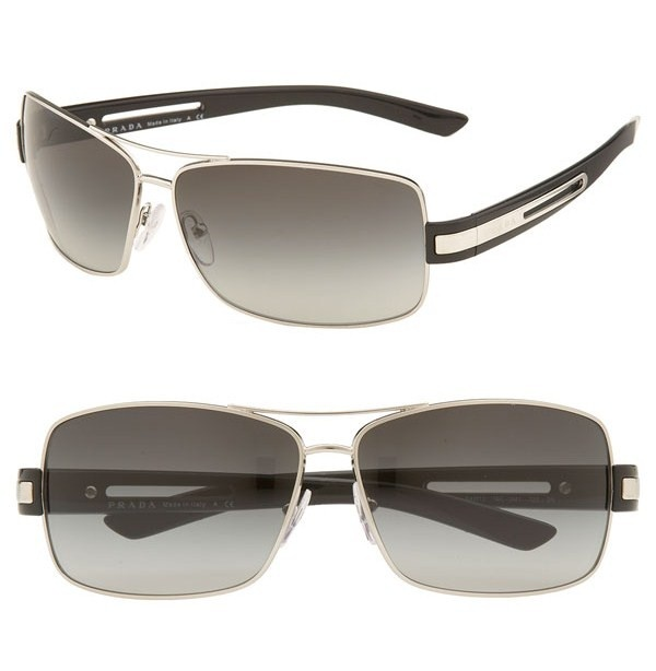 Prada Square Wrap Sunglasses Prada Square Wrap Sunglasses