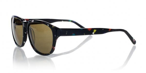 Quinny by Henrik Vibskov Black Raindrop Sunglasses Quinny by Henrik Vibskov Black Raindrop Sunglasses