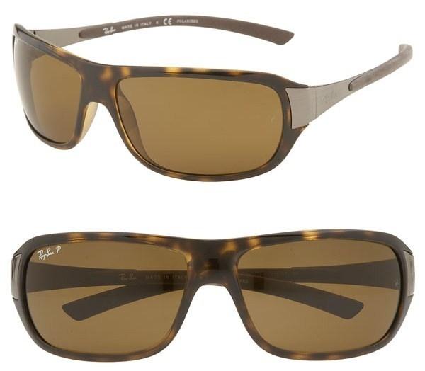 Ray ban Tortoiseshell Wrap Sunglasses Ray Ban Tortoiseshell Wrap Sunglasses