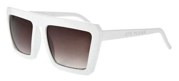 Ute Ploier Square Frame Sunglasses 1 Ute Ploier Square Frame Sunglasses