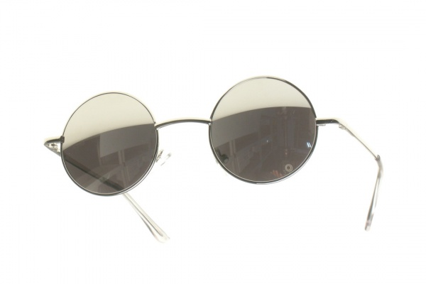 80s Collection Lennon II Classic Round Sunglasses 1 80s Collection Lenon II Classic Round Sunglasses