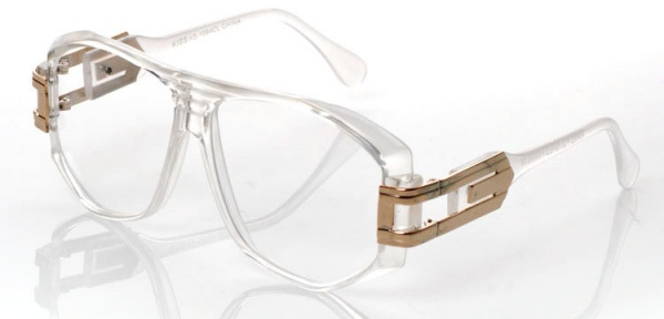80s eyewear goldwing clear plastic frames