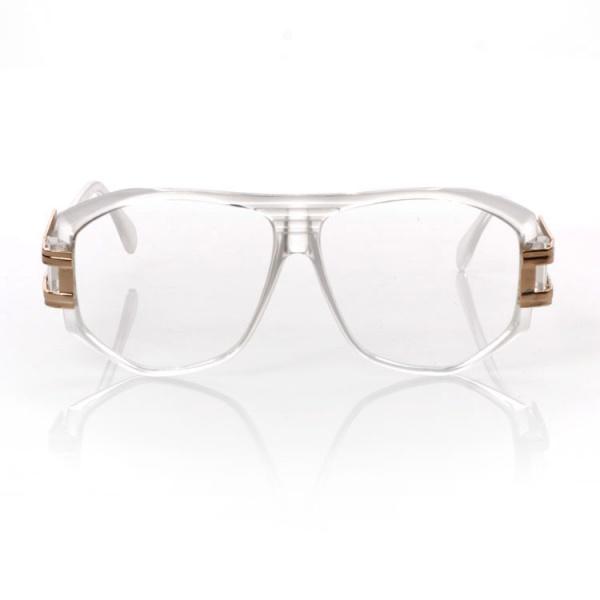 80s Eyewear \'Goldwing\' Clear Plastic Frames | Frame Geek
