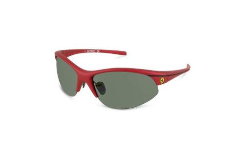 Ferrari FR 55 Open Oval Lens Sunglasses Ferrari FR 55 Open Oval Lens Sunglasses
