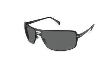 Giorgio Armani Signature Metal Rectangular Sunglasses Giorgio Armani Signature Metal Rectangular Sunglasses