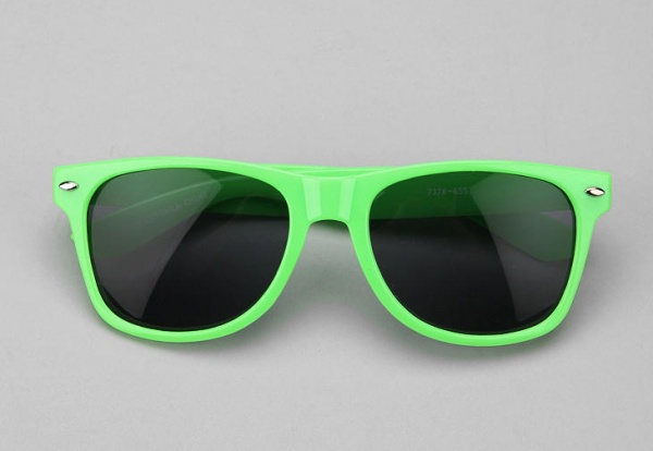 Glow in the Dark Wayfarer Sunglasses 1 Glow in the Dark Wayfarer Sunglasses