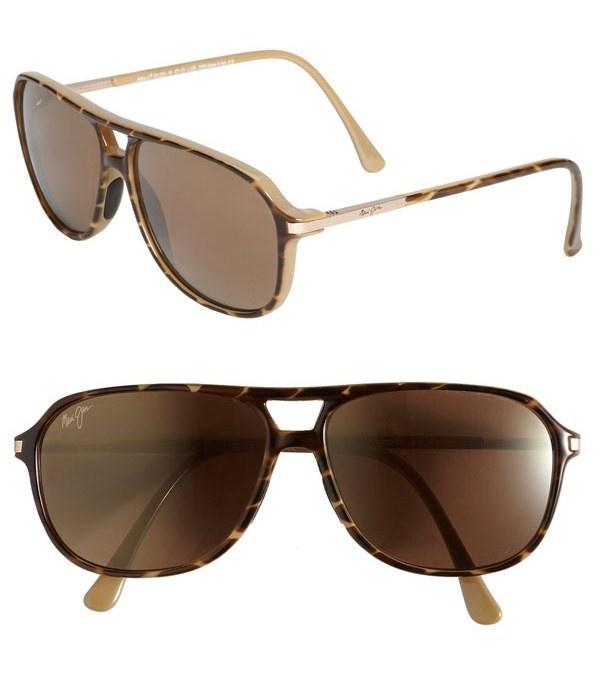 Maui Jim Dawn Patrol Aviator Sunglasses Maui Jim Dawn Patrol Aviator Sunglasses