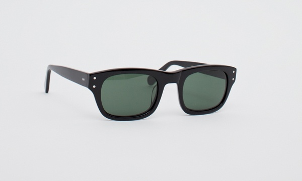 Moscot Nebb G15 Sunglasses in Black 1 Moscot Nebb G15 Sunglasses in Black