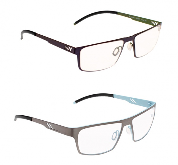 Orgreen Gregory and Phoenix Orgreen Gregory and Phoenix Eyeglasses