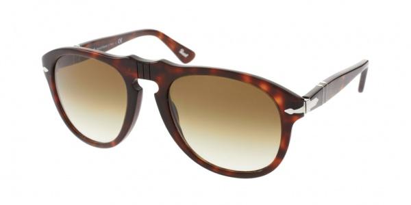 Persol Original Keyhole Sunglasses in Tortoiseshell 1 Persol Original Keyhole Sunglasses in Tortoiseshell