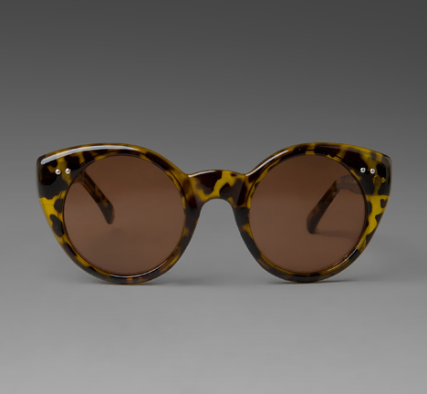 Spitfire Weekend Sunglasses in Tortoiseshell 1 Spitfire Weekend Sunglasses in Tortoiseshell