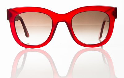 Thierry Lasry Obsessy Sunglasses in Red Thierry Lasry Obsessy Sunglasses in Red