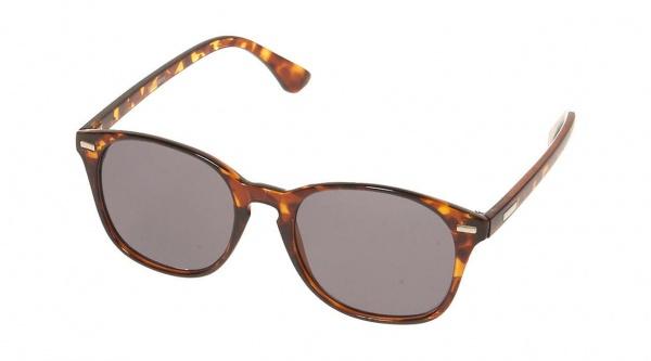 Topman Brown Skinny Classic Sunglasses Topman Brown Skinny Classic Sunglasses