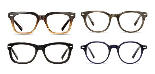 Warby Parker 2011 Collection Warby Parker 2011 Collection