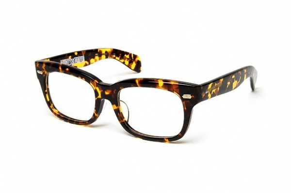 BOUNTY HUNTER Tortoiseshell Sunglasses BOUNTY HUNTER Tortoiseshell Eyeglasses