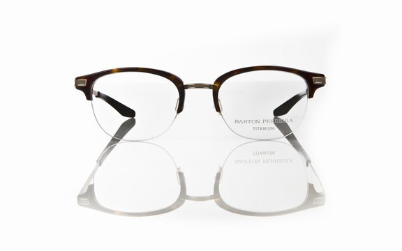 Barton Perreira Ridley Glasses in Walnut Barton Perreira Ridley Glasses in Walnut