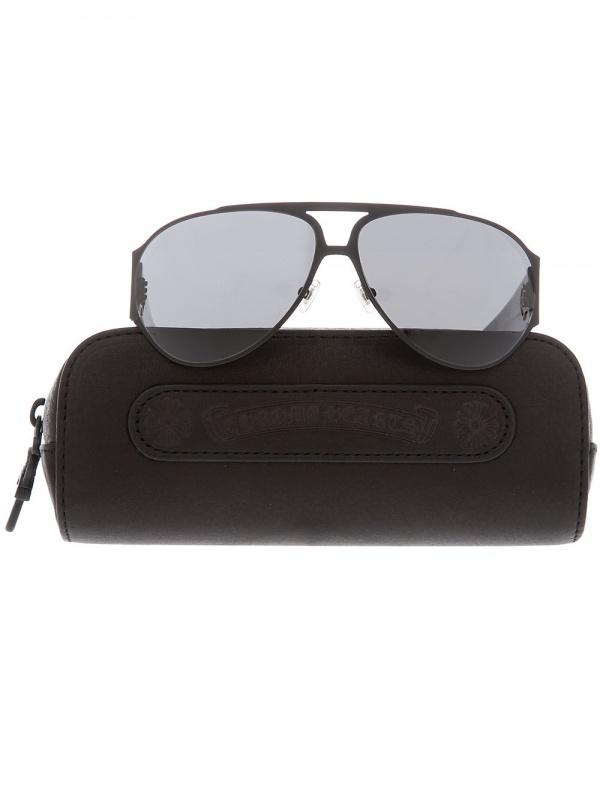 Chrome Hearts Back Door Sunglasses Frame Geek